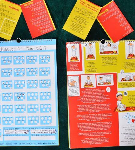Deen Salah Chart