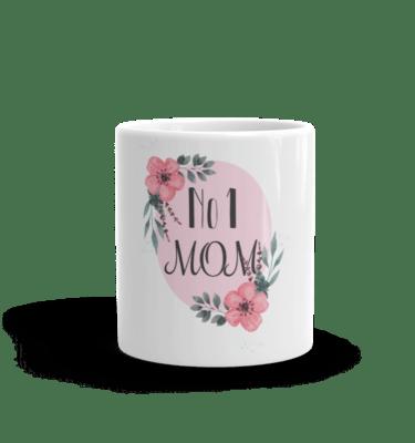 Number 1 Mom Mug